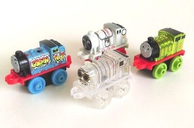 Thomas And Friends Minis X4 Bundle Assorted Engines Set 7