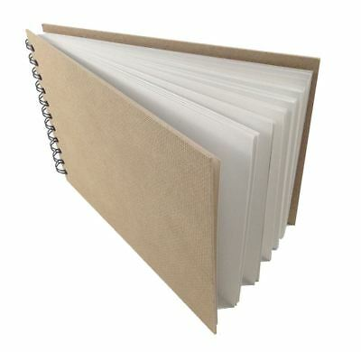 Artway Enviro Recycled Sketchbook Pads with Hard Cover