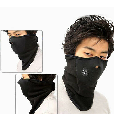 Unisex Ski Snowboard Motorcycle Bicycle Winter Sport Face Mask Neck Warmer New