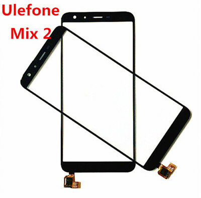 D/Touch Screen Digitizer  For ulefone mix 2   +tools