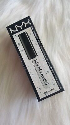 NYX Proof It Eyeshadow Primer Waterproof Shadow Base New in Box Full Size