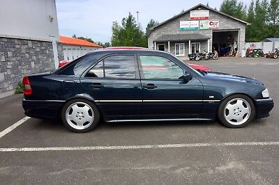 Mercedes-Benz: C-Class MERCEDES C36 AMG 1995 W202 * FIRST EDITION SPECIAL ORDER *