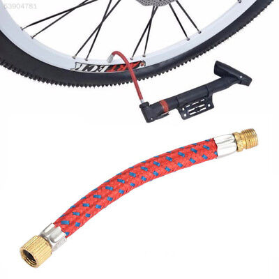E0FB 478C Bike Bicycle Inflate Pump Hose Nylon Needle Valve For Football Air Bed