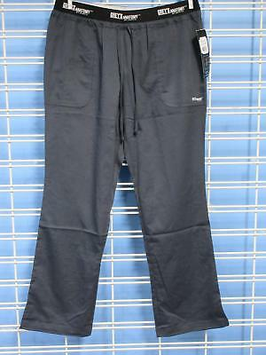 Grey's Anantomy by Barco Active Scrubs 3 Pocket Pant Steel Choose Your Size