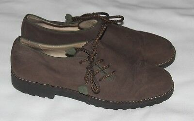 Traditional German Women's Shoes for Dirndl, Size 40 (fits more like 8 - 8.5)