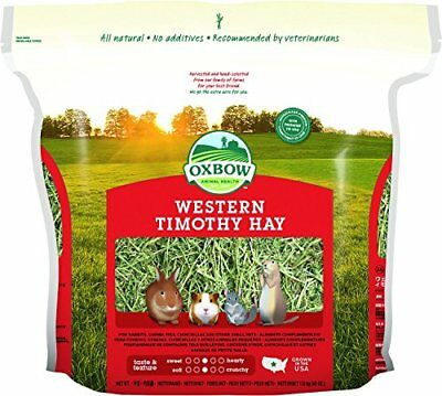 Oxbow Western Timothy Hay 40-Ounce Bag