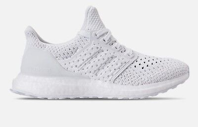 Adidas Original Big Kid's UltraBoost Clima Shoes NEW AUTHENTIC White CP8773
