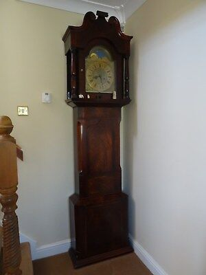 Grandfather Clock Long Case