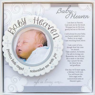 Baby in Heaven Ceramic Ornament - Infant Loss, Miscarriage, Infant Memorial