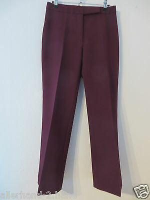 UNITED COLORS OF BENETTON # chice HOSE Gr. 34 lila Mädchen Kleidung Mode ANSEHEN