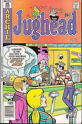 1st Series Jughead #223 1973 VG 4.0 Stock Image Low Grade