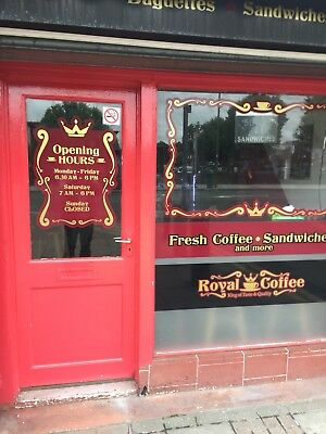 Coffee Shop Business For Sale