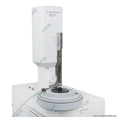 Refurbished Agilent/HP 6850 Series G2880A Autosampler with ONE YEAR WARRANTY