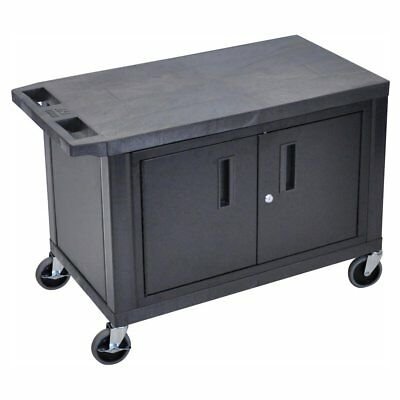 Luxor EC25C-B 18 x 32 in. Cart