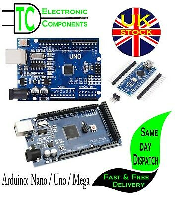 Arduino MINI /NANO /UNO /MEGA /LEONARDO Development Boards (Microcontrollers)