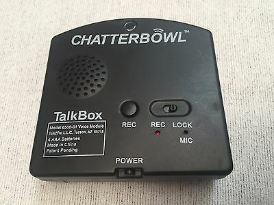 TalkBox Motion Activated Audio Player replacement for SmartSound PIR