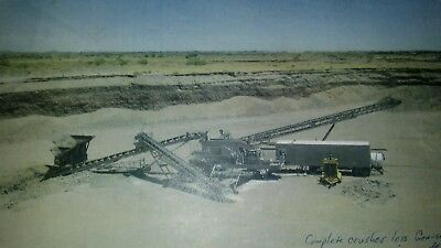 """El-Jay 54"""" Cone Crusher Spread Complete Aggregate Crushing Plant"""