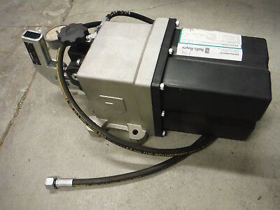 Casappa Hydrostatic Oil Test Pump EP-12-S  06004040 (5800 PSI)