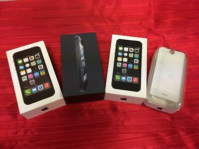 iPhone 5s empty box ONLY NO accessories No Phone for (2)16GB-32GB-64GB LOT OF 4