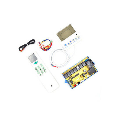 Universal Air Conditioning Pcb Board & Remote Assembly Qd-U20A
