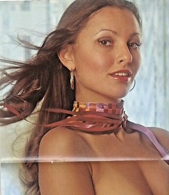 LAURA LYONS  Playboy Centerfold  February 1976
