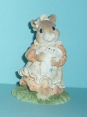 """1995 P. Hillman My Blushing Bunnies """"You're A Blessing from Above"""" #157007"""