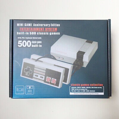 NES Mini Classic Game Console Retro Entertainment System Built-in 500 Games Gift
