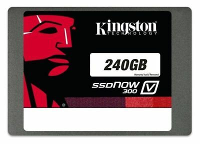 For Kingston Digital 240GB SSD V300 SATA3 2.5 Solid State Drive (SV300S37A/240G)