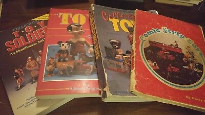 Vintage Toy Guides COMIC STRIP TOYS, TOY SOLDIERS