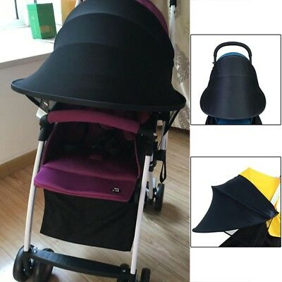 Baby Children Pushchair Stroller Pram Buggy Sun Shade Canopy Cover Universal