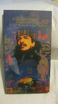 Santana Dance Of The Rainbow Serpent 3 CD Long Box Cd-Set Sony Musik 1995 bx12
