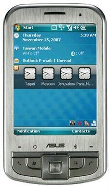 Good Used Asus Vodafone P550 Mobile Pocket Pc  With Accessories