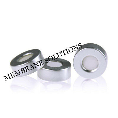 Aluminum Seal with PTFE/Silicone Septa for 6ml/10ml/20ml 20mm crimp top vial
