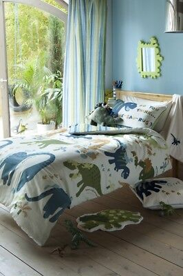 Catherine Lansfield  Children's Dino Duvet Cover Bedroom Range