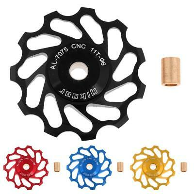Replacement Jockey Wheels Bike Bicycle Cycling Rear Derailleur Pulley Roller