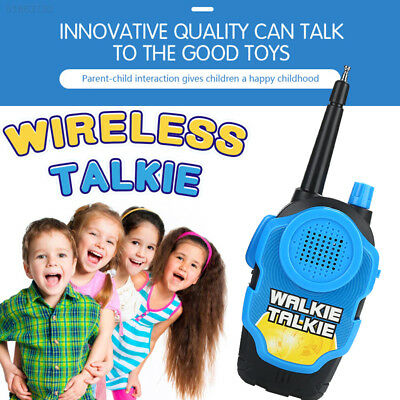 E09B Military Drill Interphone Family Games Gift Portable Walkie Talkie