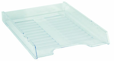 Document Tray Italplast A4 Slimline Multi Fit Clear ( Each )