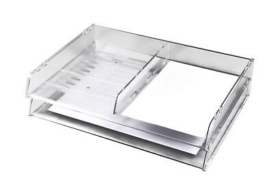 Document Tray Italplast A3 Clear ( Each )