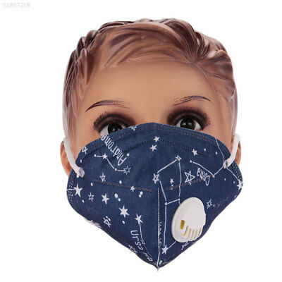 C8B0 Filter Cloth Anti-Dust Mask Gas Filter Face Breathable Head Respirator