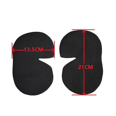 Motorcycle Motocross CE Approved Detachable Armour Hip & Knee Protection Pad