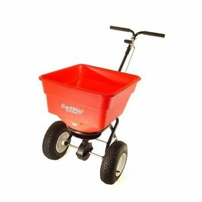 Earthway 2170 Commercial 100-Pound Broadcast Push Spreader