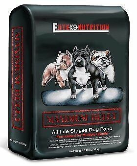 Maximum Bully All Life Stage Protein Strong Muscle Health Balanced Diet Dog Food