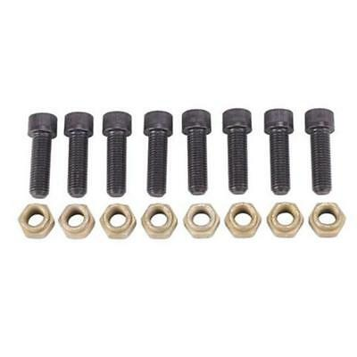 """Speedway 8352500071-1/4 Rotor Hat Bolt Set, 1/4"""" Wrench Size, 5/16""""-24 Thread"""