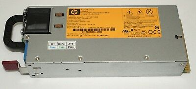 591556-101 HP 750W Common Slot Platinum Hot Plug Power Supply For Proliant G6 G7