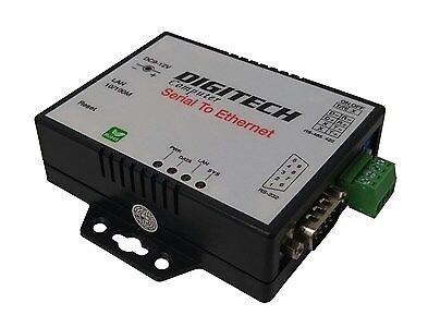 Generic Serial to Ethernet Converter