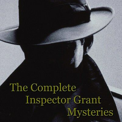The Complete Inspector Grant Mysteries Over 41 Hours Unabridged - on MP3 CD