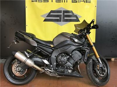 Yamaha fz8 incidentata
