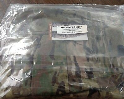 NEW sealed Crye Precision MultiCam Combat pants G3 size 28 R Regular