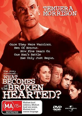 What Becomes of the Broken Hearted DVD Region 4 NEW