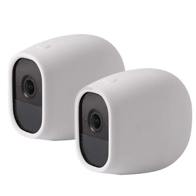 2Pack Home Smart Security Wireless Camera Silicone Skins Protective Cover Case